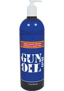 Gun Oil H2o Water Based Lubricant 32oz
