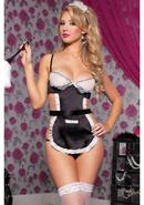 Maid W/ Care- 3pc French Maid Set