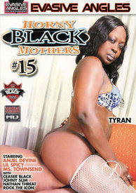 Horny Black Mothers 15