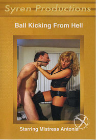 Ball Kicking From Hell (disc)