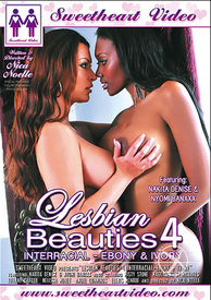 Lesbian Beauties 04 Interracial
