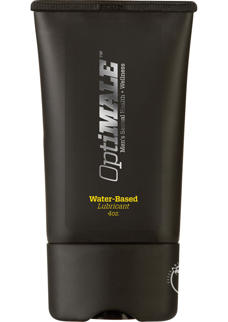 Optimale Water Based Lubricant 4oz