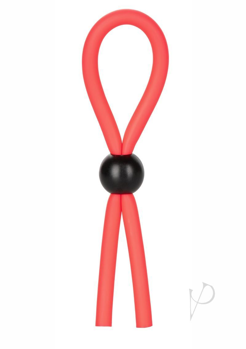 Julians Stud Ring Lasso Cock Ring - Multi-colored